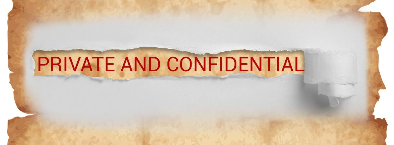 private-and-confidatial
